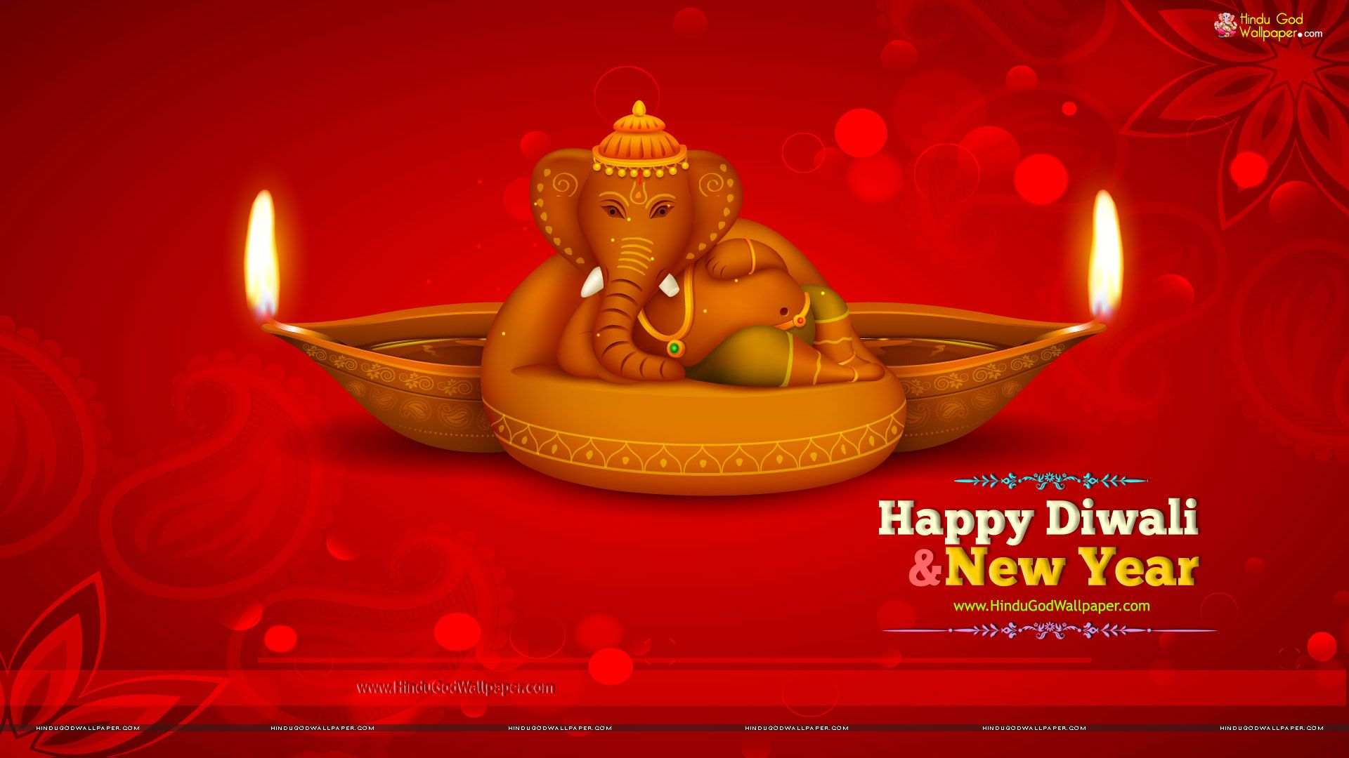 diwali new year wallpaper hd free download