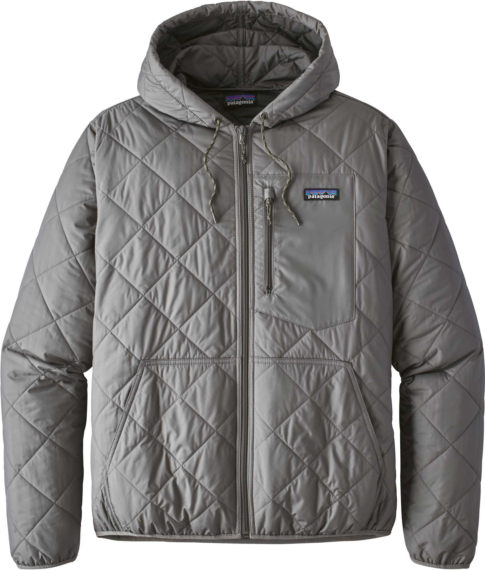 Patagonia Men S Diamond Quilted Bomber Hoodie Size Xl