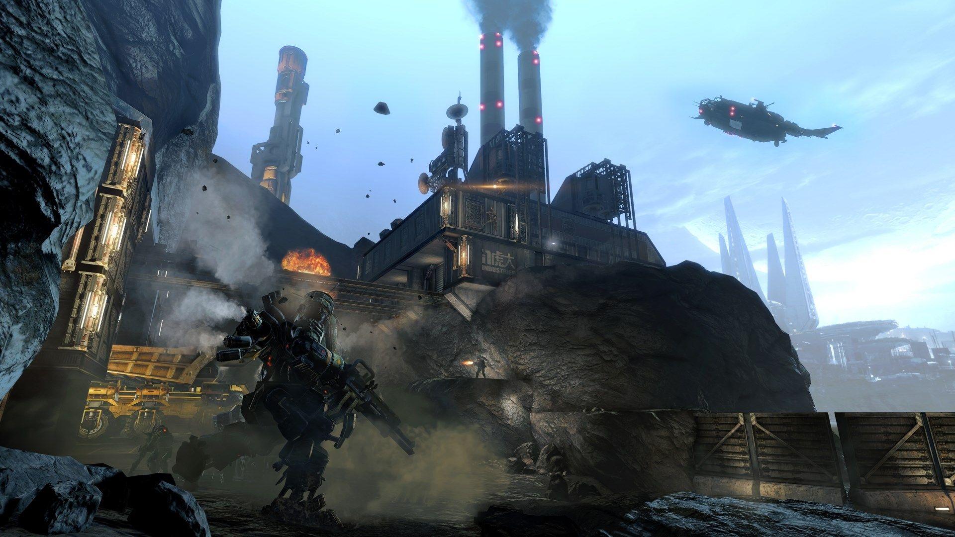 Titanfall Screensaver