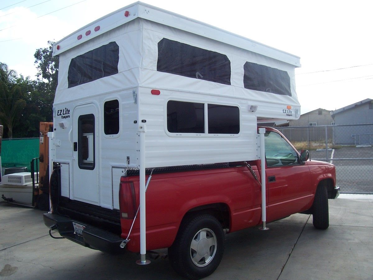 Pop Up Campers Rental Truck Camper Sales Camper And