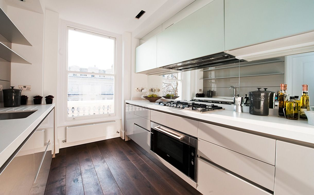 Nick Leith Smith Completely Refurbished This Large Apartment