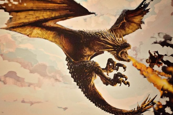 Guest stars the hungarian horntail monster legacy for The girl with the dragon tattoo common sense media