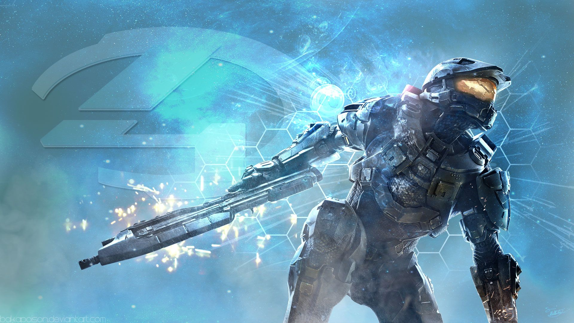 Cool Halo Wallpaper 1600x900 4 48 Wallpapers