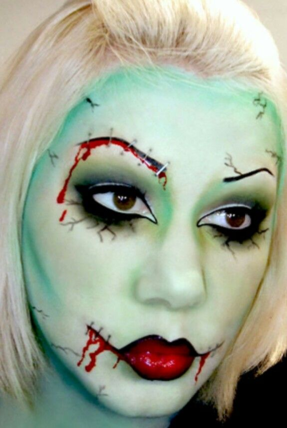 Face Paint Face painting Pinterest Halloween face, Face and - face painting halloween ideas