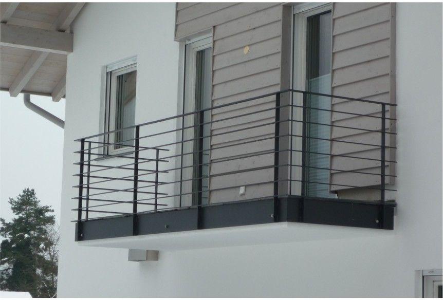 balkongel nder aus stahl au enbereich pinterest balkon balkongel nder und gel nder balkon. Black Bedroom Furniture Sets. Home Design Ideas