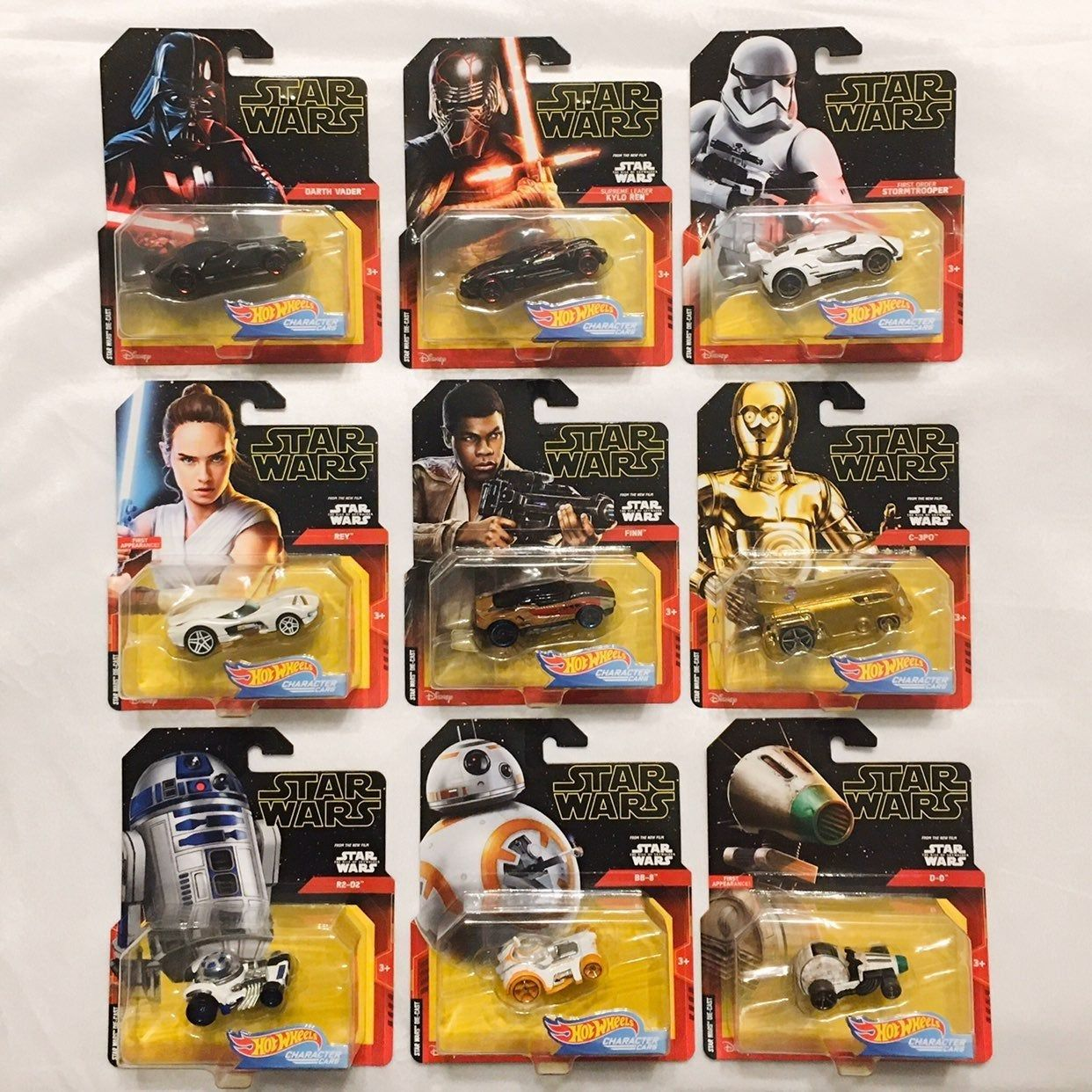 Brand New Hot Wheels Star Wars The Rise Of Skywalker Feel Free To Ask For More Details Hot Wheels Cars Hot Wheels Hot Weels