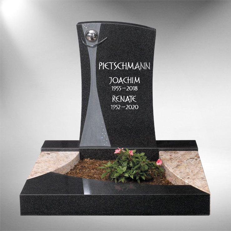 Beispiele Unserer Urnengraber Urnengrabsteine 14