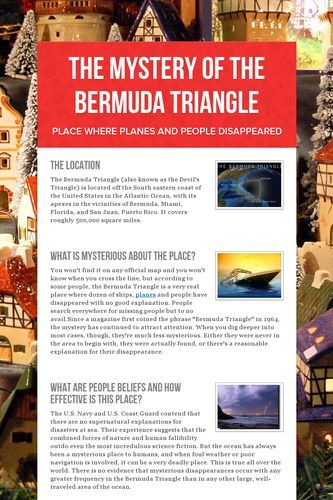 Top 10 Bermuda Triangle Conspiracy Theories