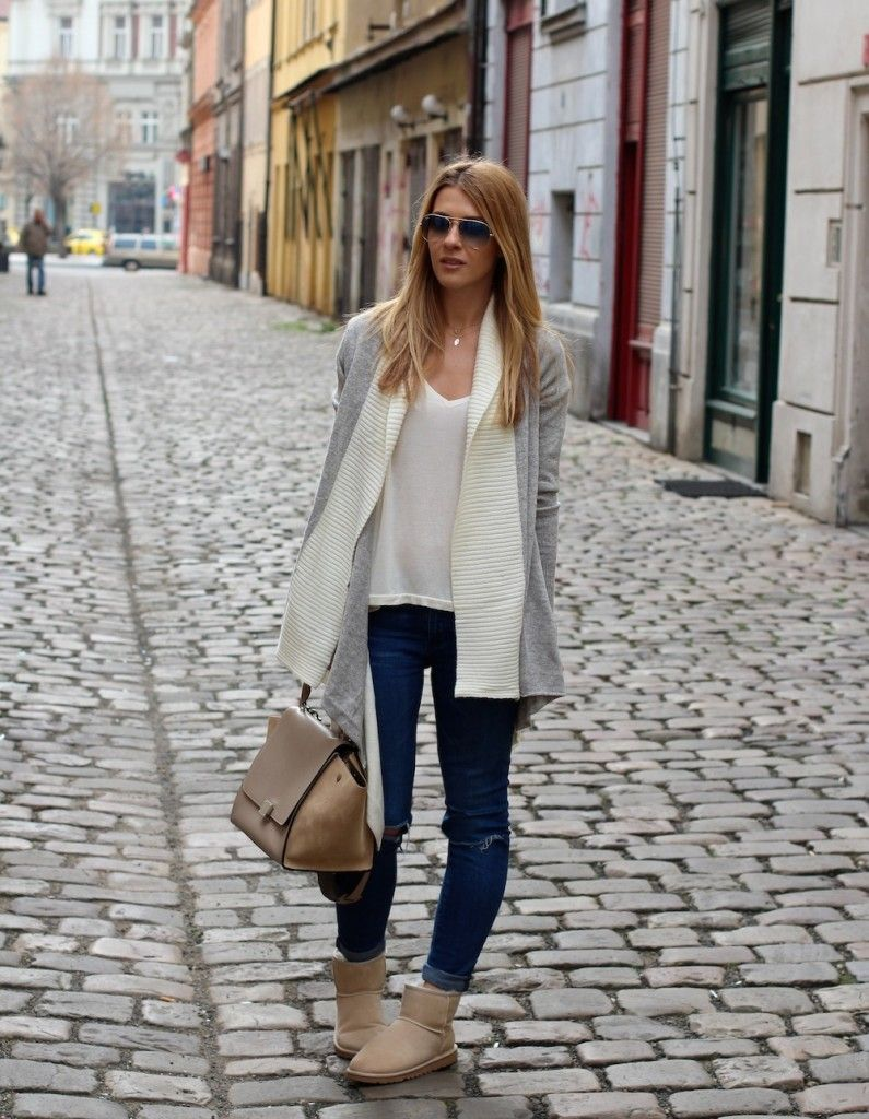 be3900fc7af Stylish Ways to Wear Uggs This Winter – Glam Radar