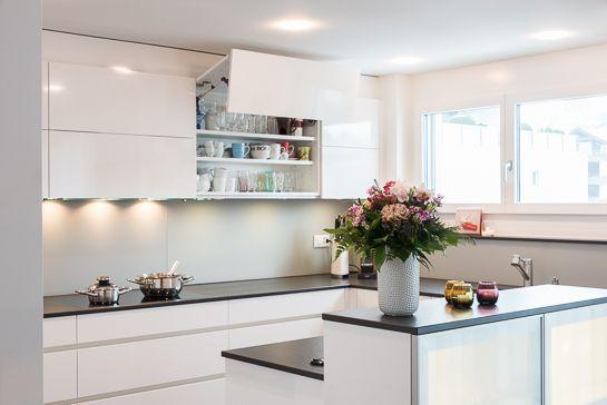 Bildergebnis für offene wohnküche sichtschutz Küchenideen - offene wohnkchen