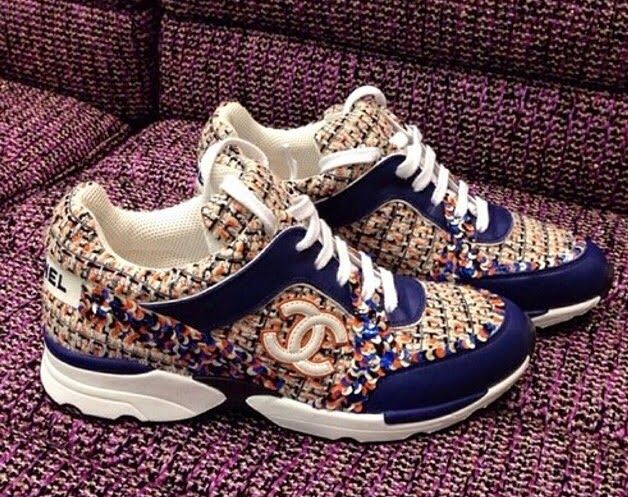 Chanel Shoes 2014, Chanel Sneakers Price, Shoes Sneakers, Shoes Heels,  Sneaker Heels f36420520bc
