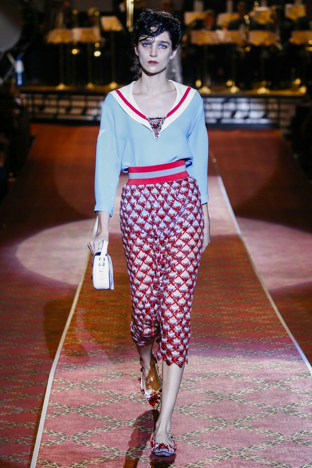Marc Jacobs Spring 2016 Ready-to-Wear Fashion Show Shop #marcbymarcjacobs now on #AMAZE: on.amz.az/1IK8LkT Marc Jacobs Spring 2016 Ready-to-Wear Fashion Show - Natalie Westling  399번 저장   좋아요 17개 출처: vogue.com
