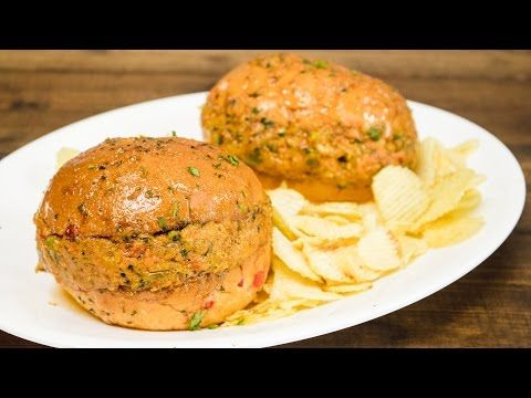 Tawa burger recipe indian street food indian style burger tawa burger recipe indian street food indian style burger recipes youtube forumfinder Gallery