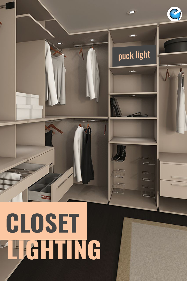 Closet Lighting Is An Often Overlooked Area Of Space Management
