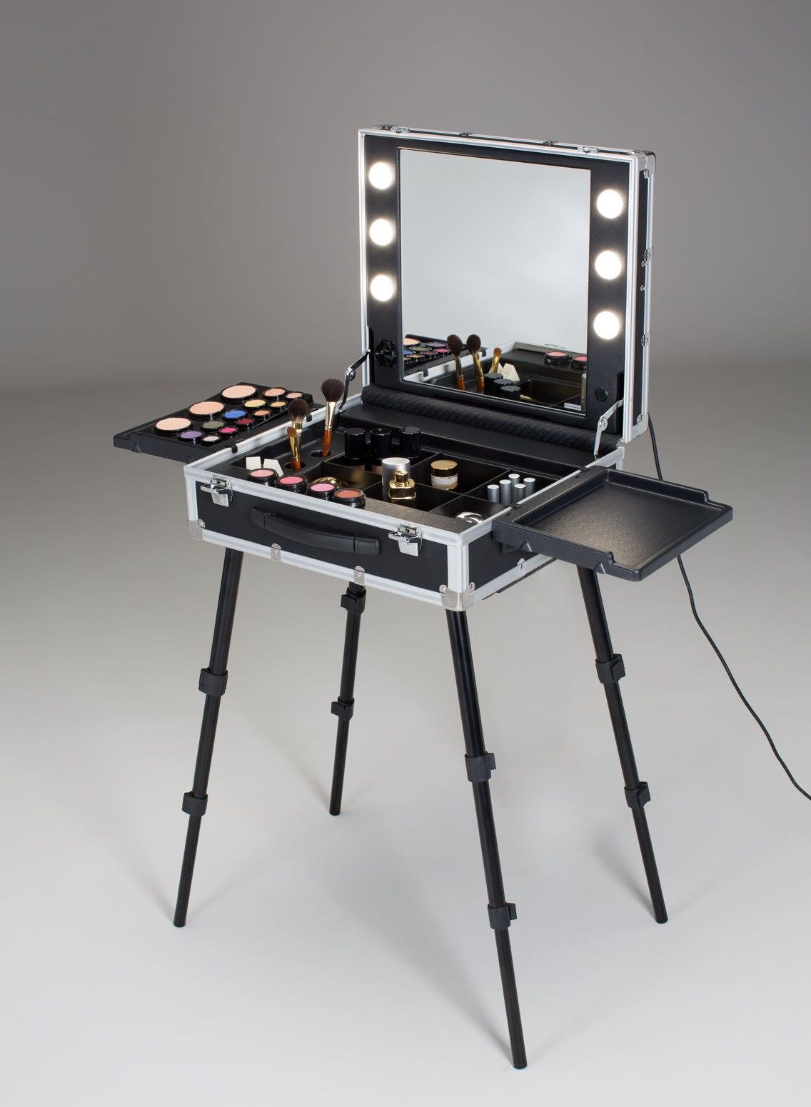 Trolley Make Up Case Vpet For Pro Make Up Artists In 2019