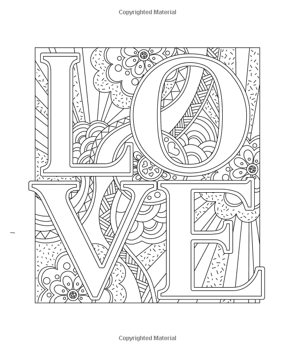 Always Remember I Love You 100 Coloring Templates With Quotes For