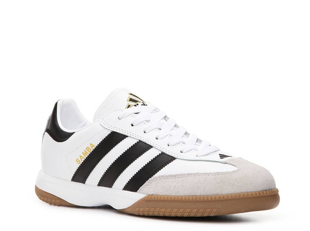 7fd617270a8 adidas Samba Millennium Indoor Soccer Shoe - Mens