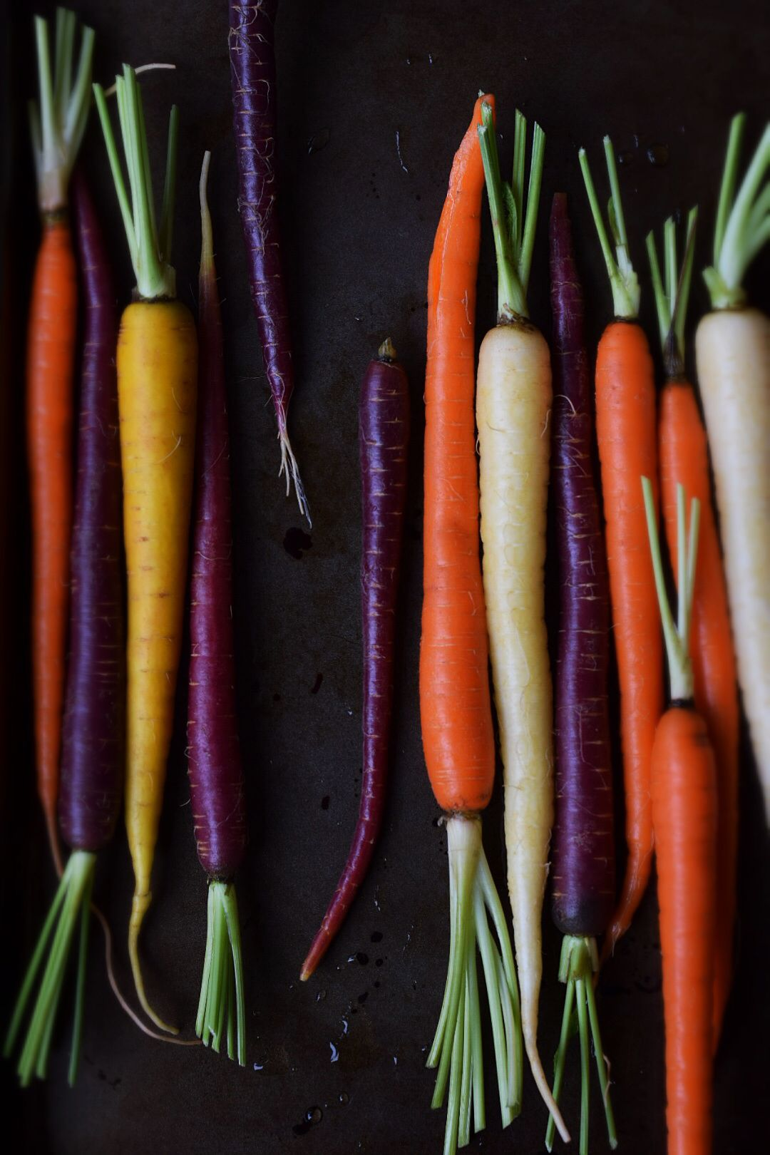 Rainbow Carrots Foodphotography Food Photography Food And Drink Carrots