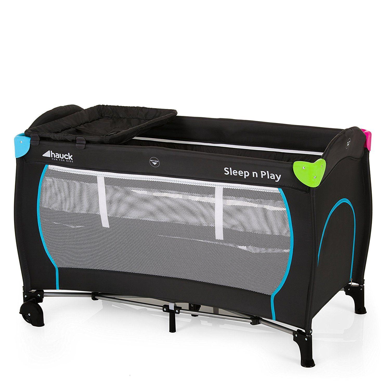 Hauck Sleep N Play Center Lit Parapluie Amazon Fr Bebes