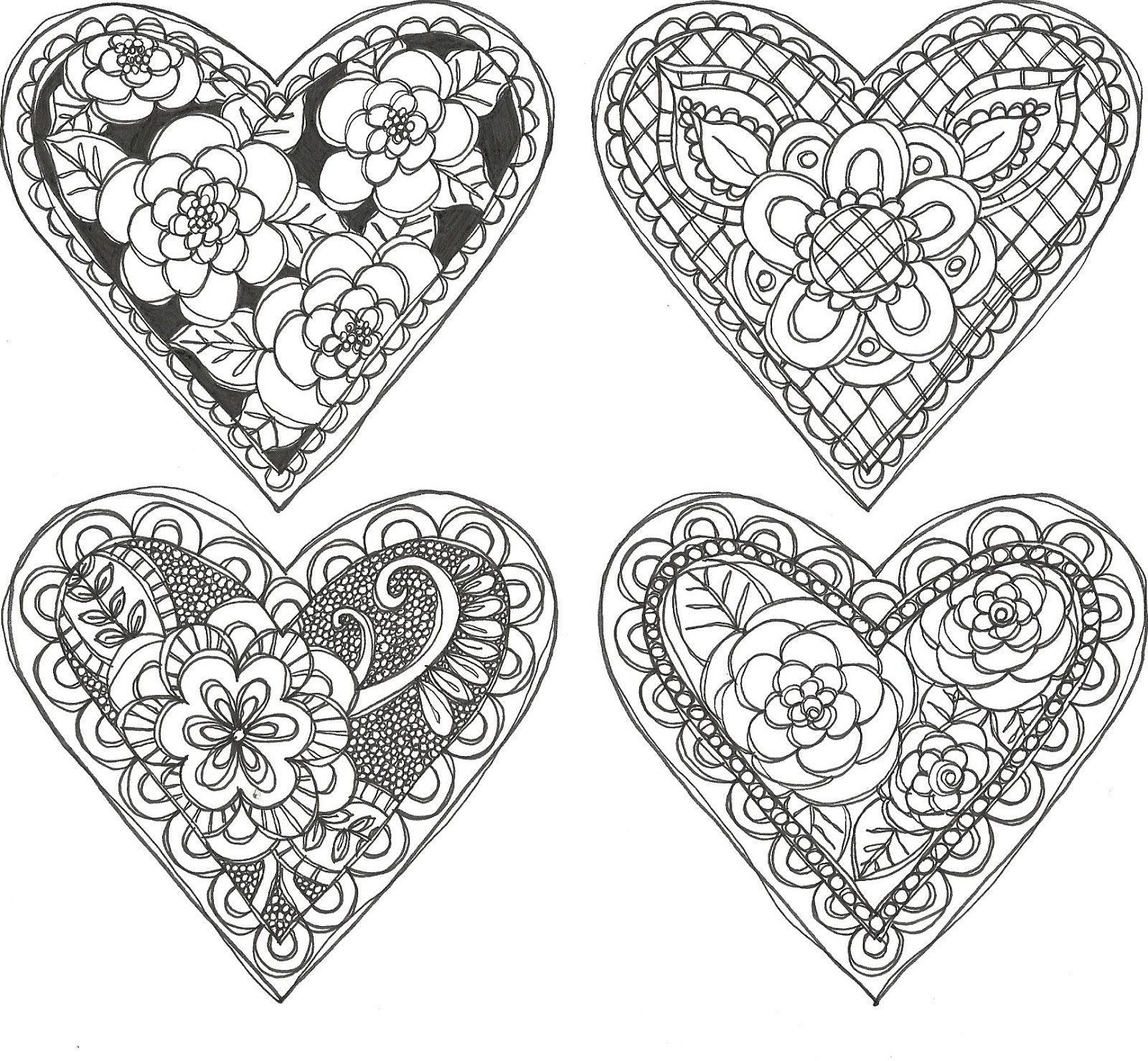 Pieces of me doodle valentines crafty ideas pinterest doodles