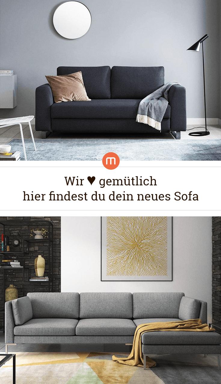 Entdecke dein neues Sofa jetzt bei moebel
