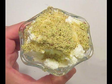 قشطه فاخره لكافه الحلويات Arabic Sweets Arabic Dessert Middle Eastern Food Desserts