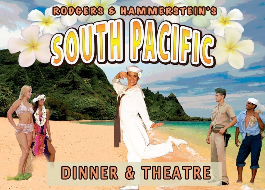 South Pacific Dinner Theater On Kauai Where The Movie Was Filmed Wednesday Nights Only Kauai Tours Kauai Activities South Pacific