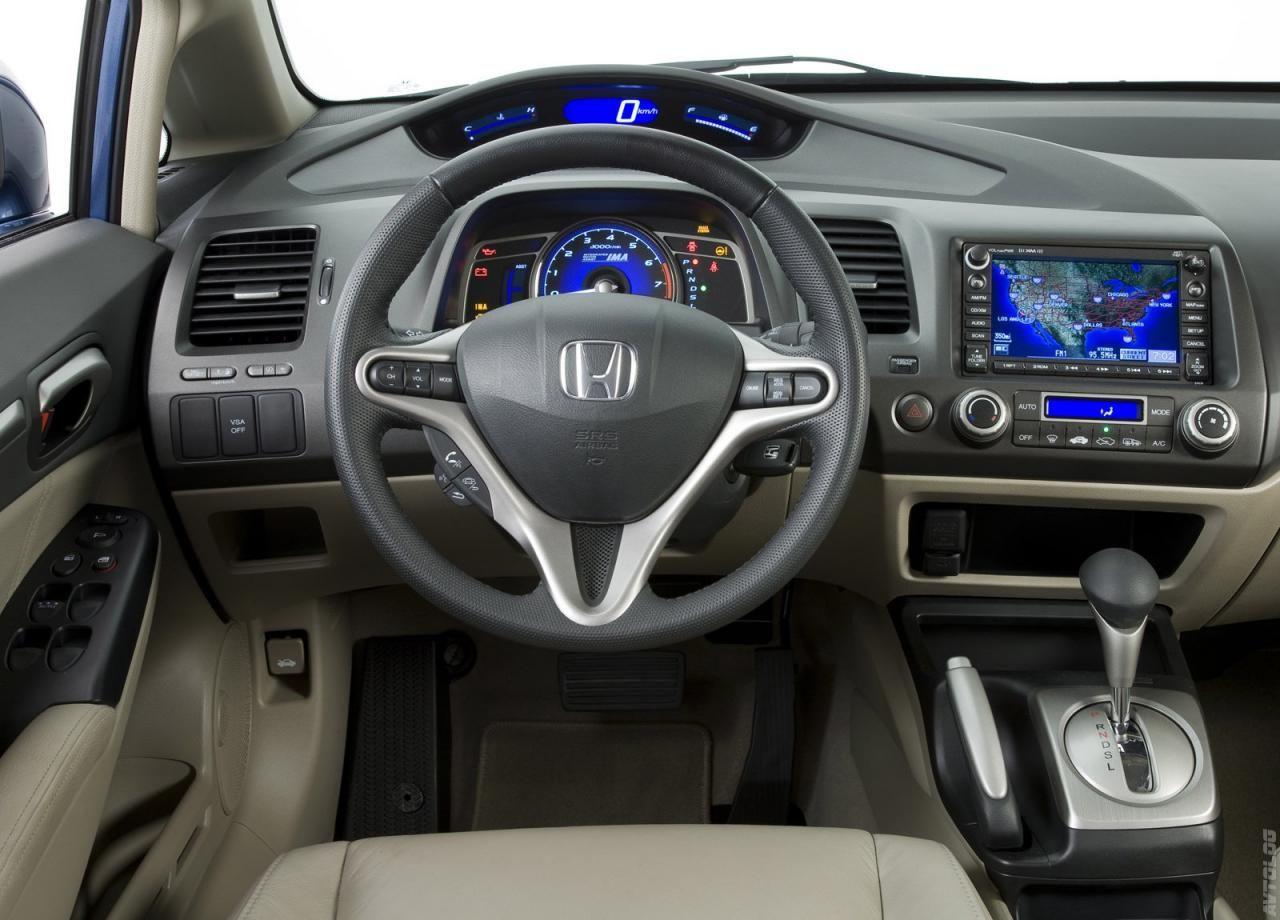 Фото 2009 Honda Civic Hybrid Honda Civic Sedan Civic Sedan Honda Civic