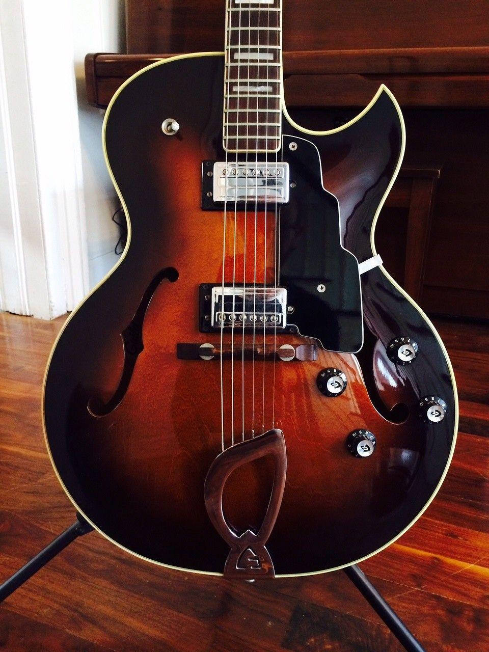 guild ce100d 1974 2 tone sunburst reverb guitars in 2019 vintage electric guitars guild. Black Bedroom Furniture Sets. Home Design Ideas