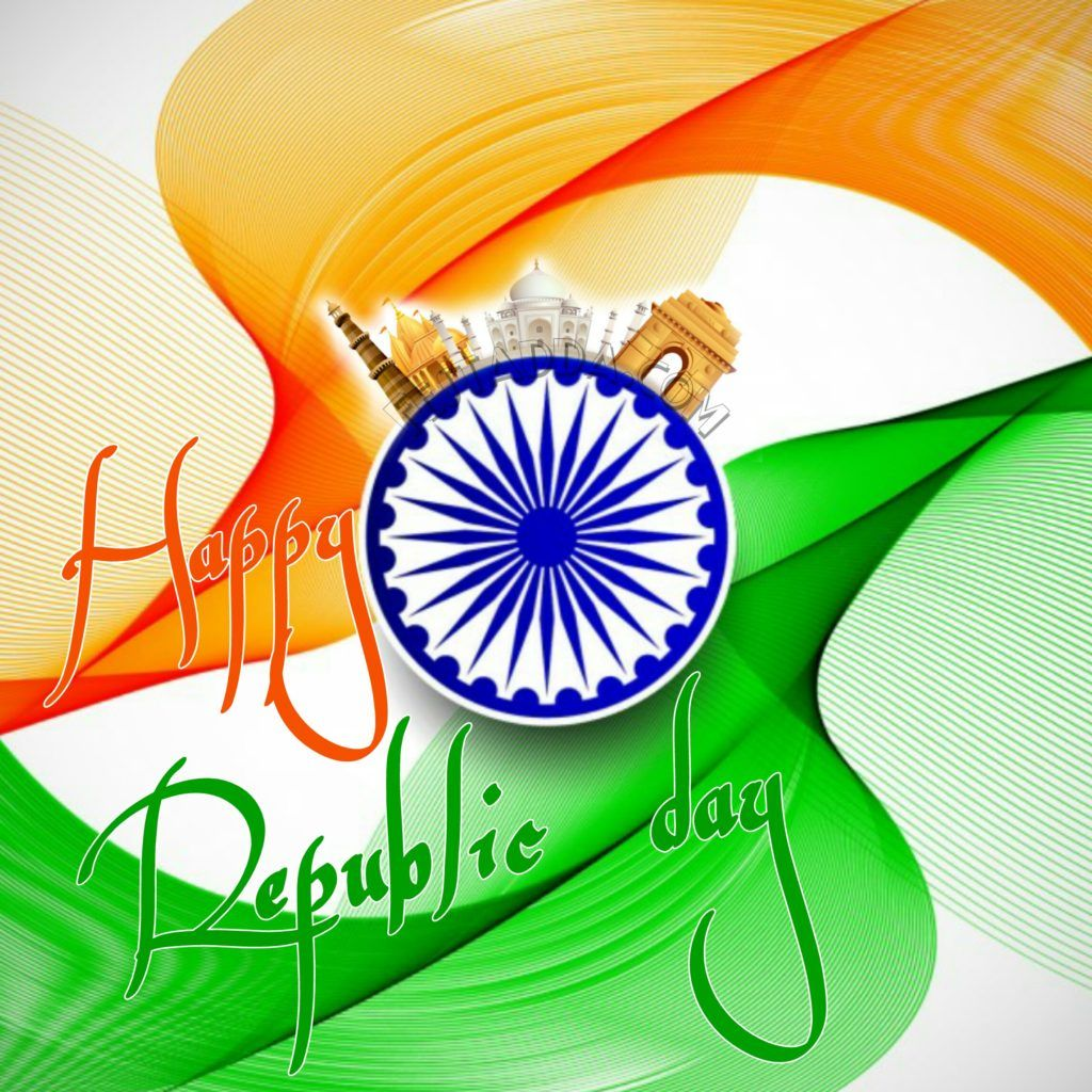 26th January 2019 Republic Day Images Photos Wallpapers Full Hd Download Fo Indian Flag Wallpaper Happy Republic Day Wallpaper Happy Independence Day Wallpaper