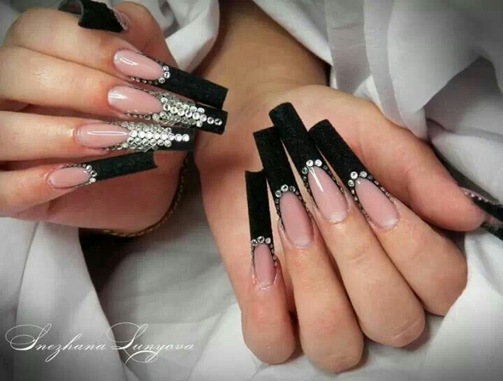 Explore Bling Nails Stiletto Nailore Glitz And Glam