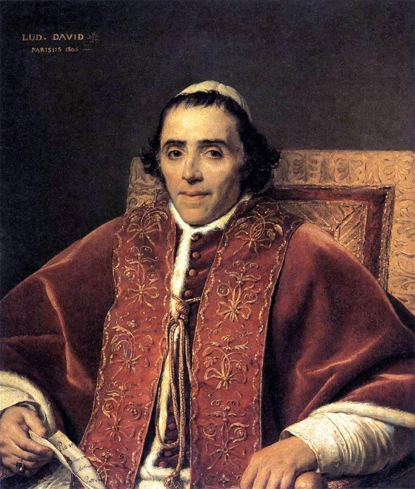 150 anni dell'Unità d'Italia - I personaggi principali - Pio VII #TuscanyAgriturismoGiratola