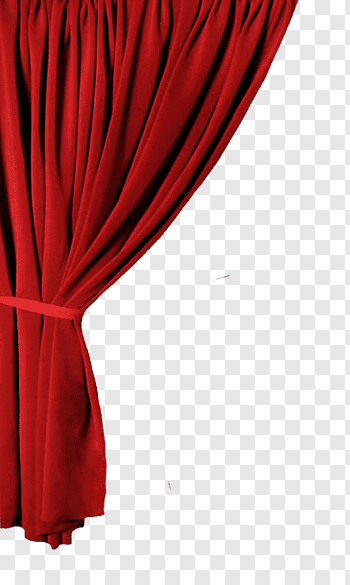 Red Window Curtain Png Red Curtains Blue And White Curtains Red And Black Curtains