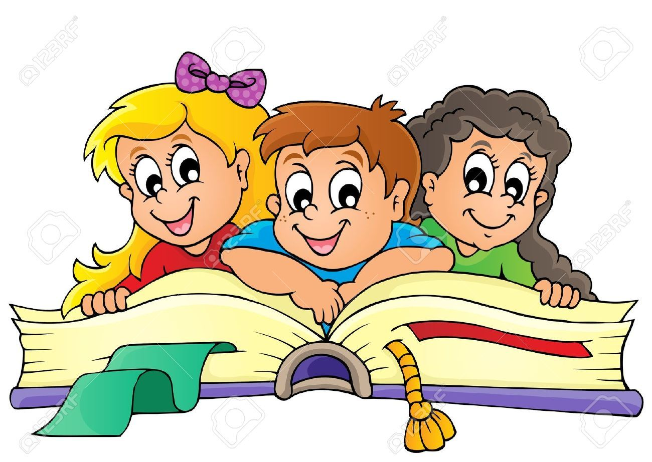 Kids Reading Bible Clipart   www.pixshark.com - Images ...