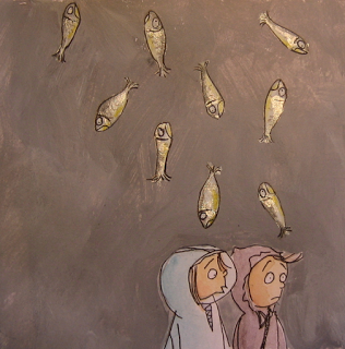 Lluvia de peces