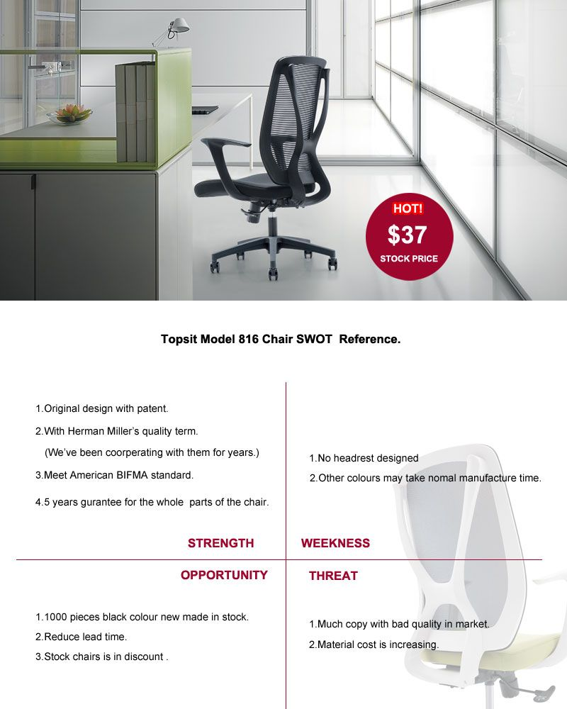 This Mesh Office Chair In Promotion, Hope You Will