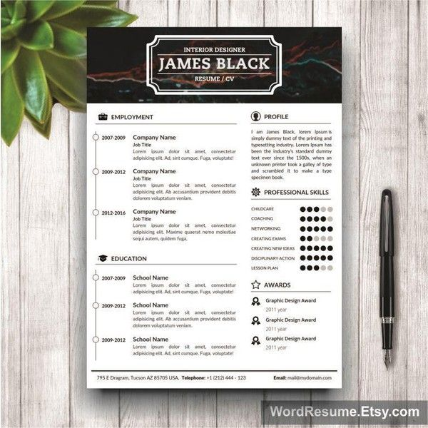 Pin by Word Resume on My Polyvore Finds Pinterest Resume, Cover