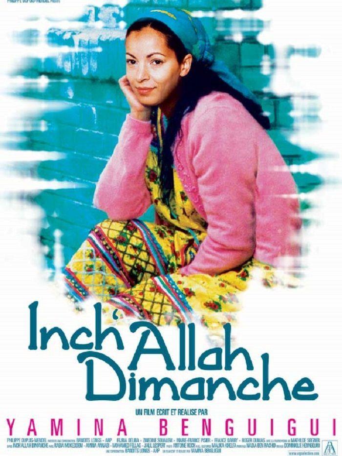Yamina Benguigui réalise Inch'Allah Dimanche en 2001