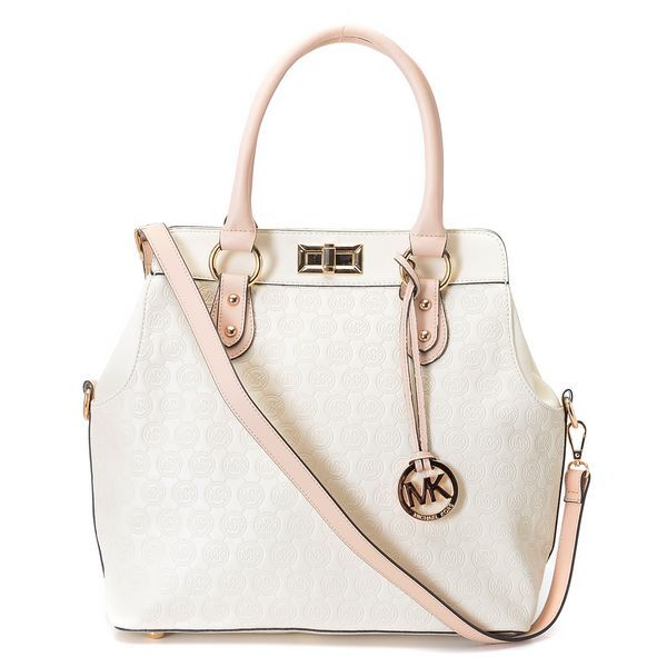 michael kors handbags on sale outlet snye  Michael Kors Vanilla Monogram Handbags Products Description * Pink monogram  leather * Golden hardware
