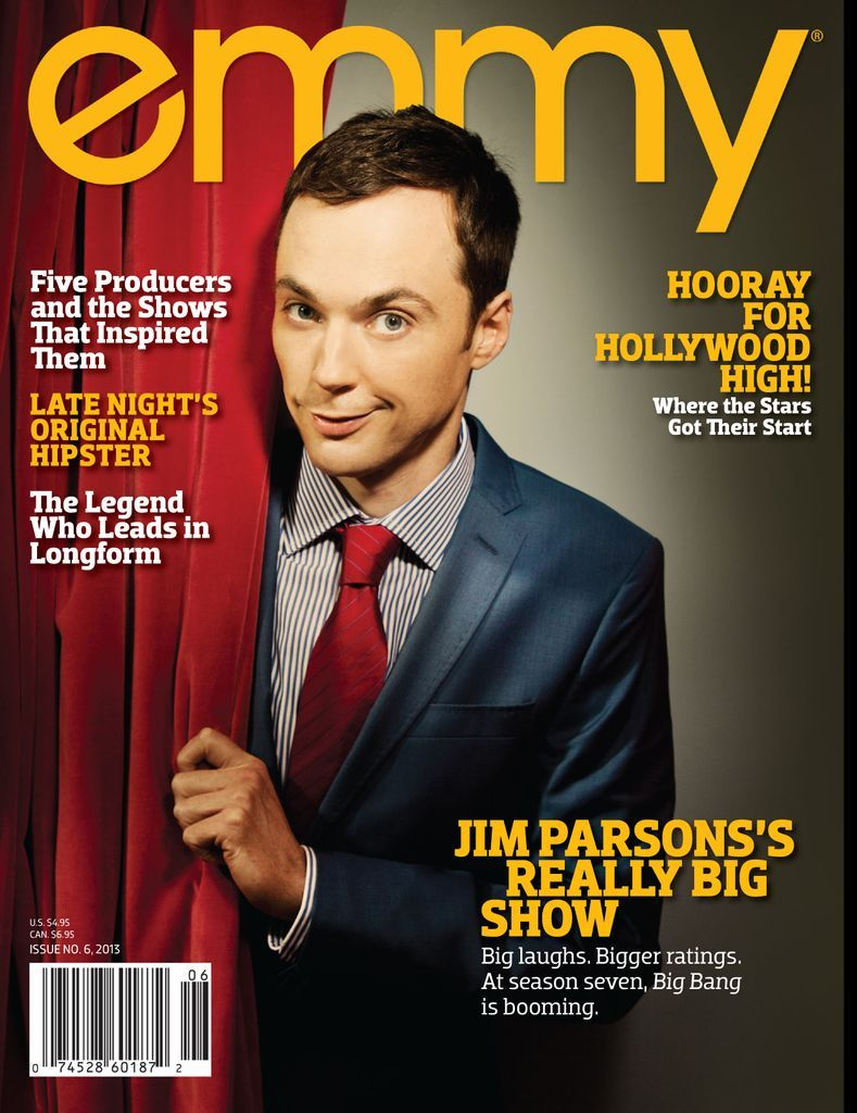 Emmy Back Issue Issue 06-13 (Digital) in 2021   Jim ...