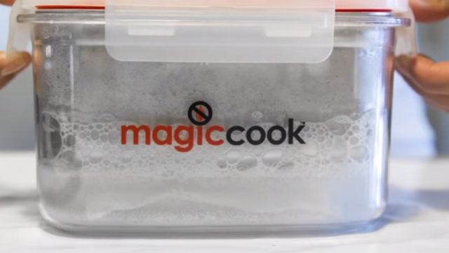 Magic Cook Enters The Shark Tank 5 Fast Facts You Need To Know Magic Cook Shark Tank Backpacking Food
