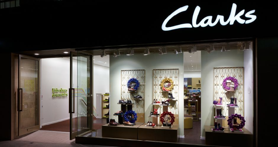 Clarks Store (With images) Clarks store, Clarks, Shoe store
