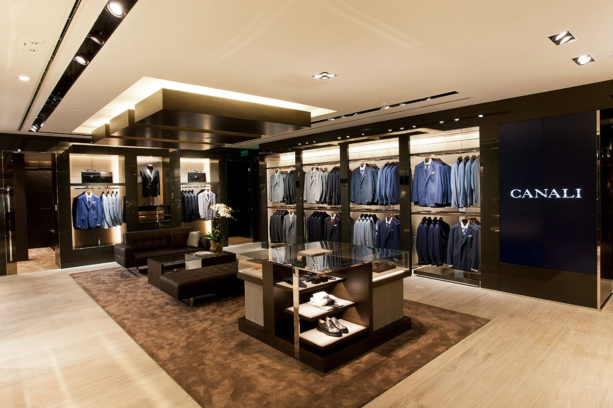 Our #Canali #boutique at Wheelock House 會德豐大廈 in 中環, 中西區. #hongkong #asia #china #store #shopping #retail #menswear #mensfashion #interiors #architecture