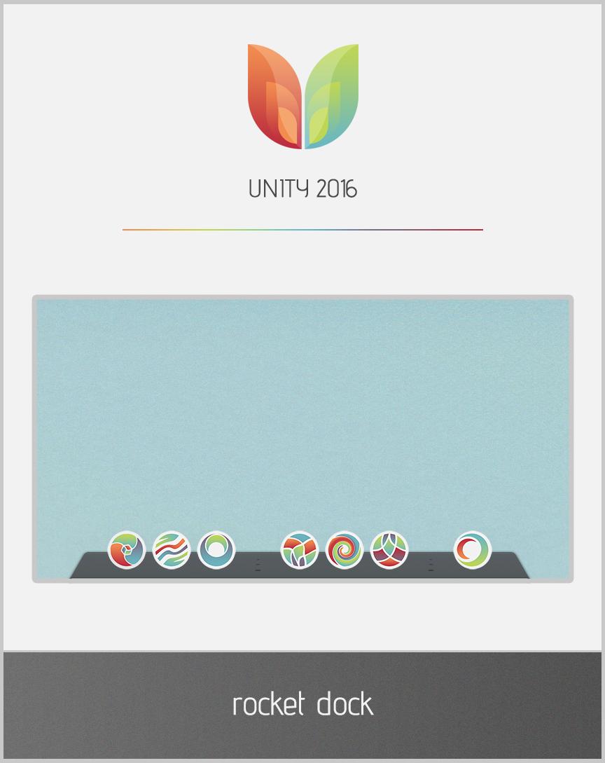 UNITY 2016 - RocketDock by neiio deviantart com on