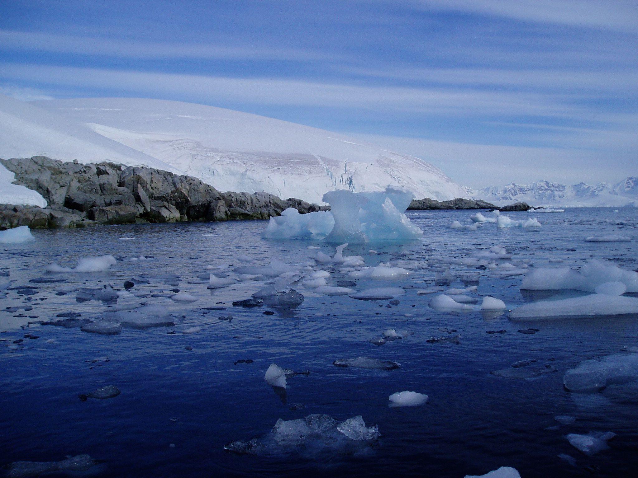 American Detour: Antartica