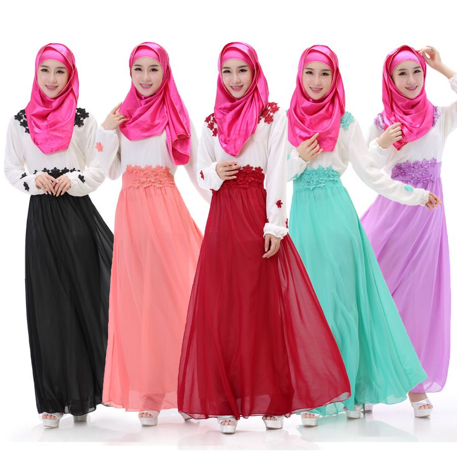 Online Buy Wholesale muslim women clothing from China muslim women ... 2d44a8d99