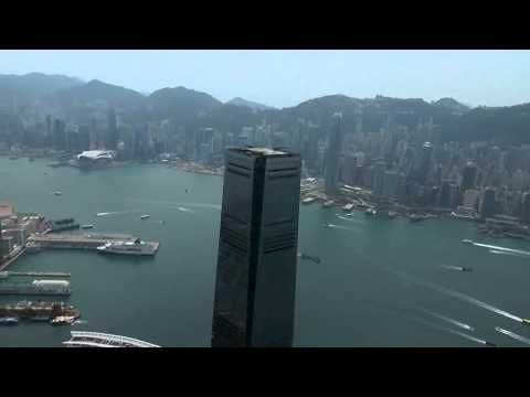 The Ritz-Carlton, Hong Kong: The Highest Hotel in the World - Extended Length