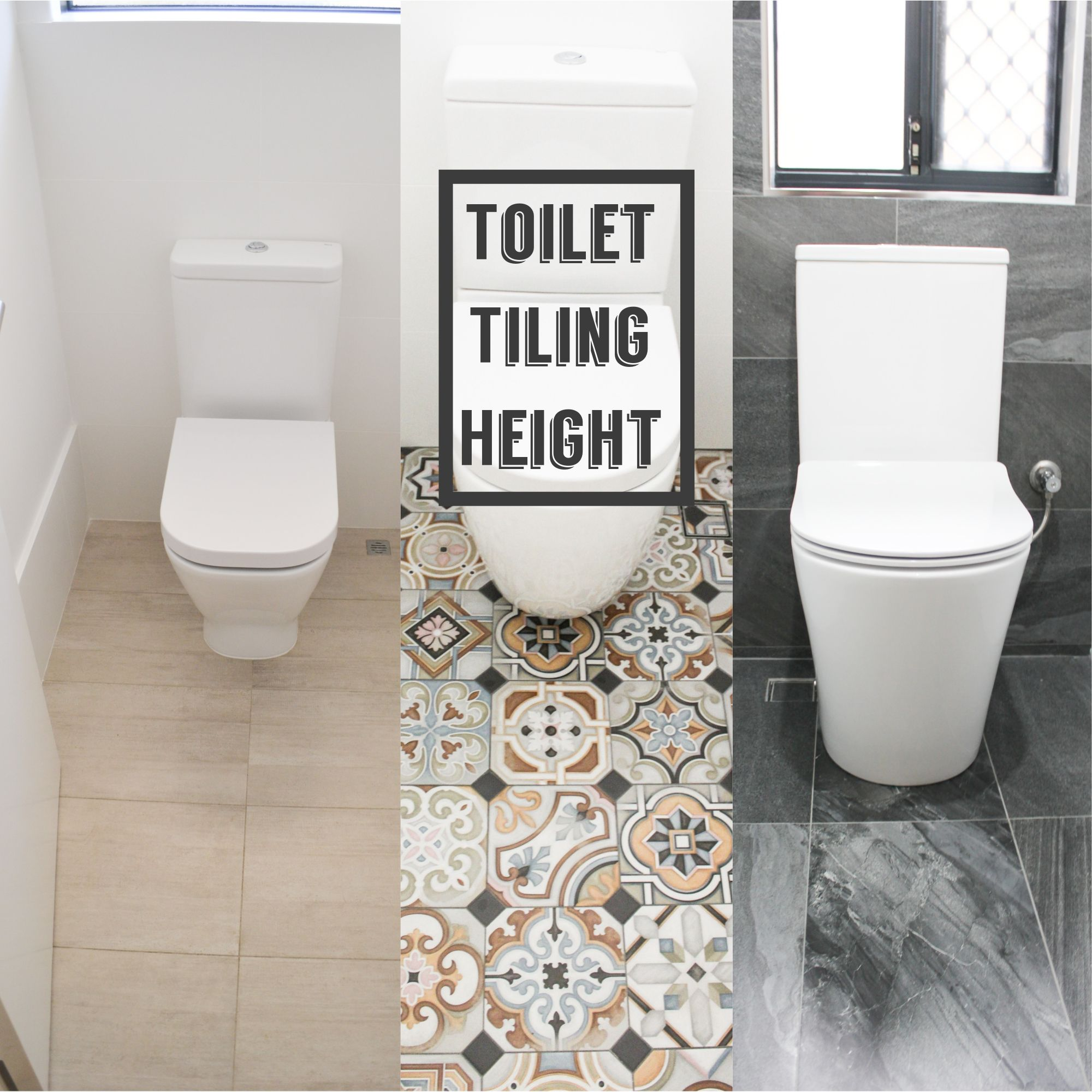 To Ceiling Toilet Tiling Full Height Tiling Advice Full Height Tiling Advice How Bathroom Renovations Perth Bathroom Renovations Bathroom Remodel Designs