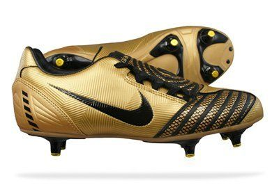 low cost d5164 a70b2 Nike Total 90 Shoot II SG Mens soccer Boots   Cleats - Gold Nike.  48.93