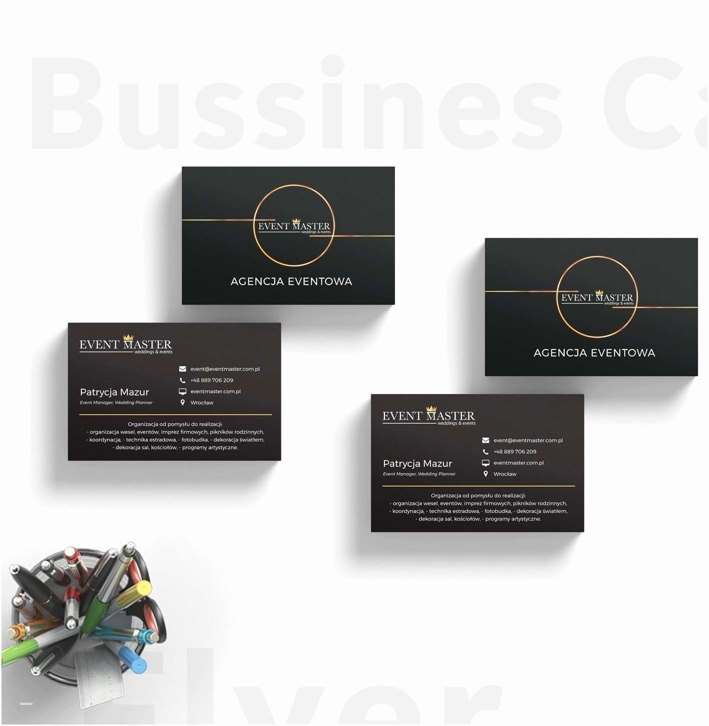 Free Blank Business Card Templates For Word Event Planning Business Cards Wedding Planner Business Card Event Planning Business